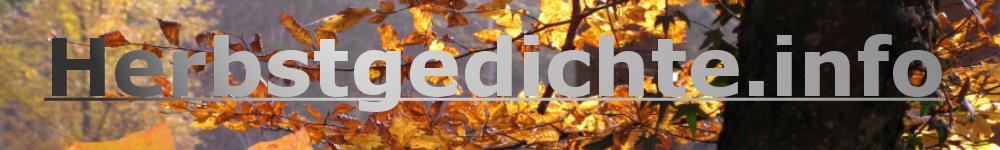 Logo Herbstgedichte